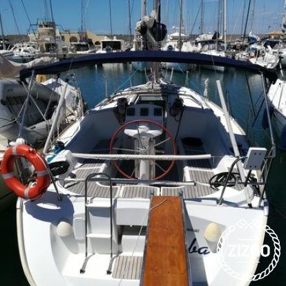 Zeilboot Jeanneau Sun Oddysey 37 (2005)