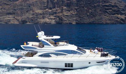 Motor boat Azimut 60 (2017)