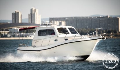 Motor boat Damor 980 Fjera (2015)