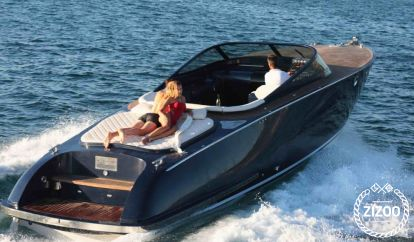 Barco a motor Kymo 38 (2017)