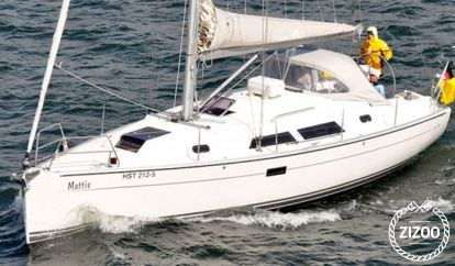 Sailboat Hanse 370 Perf (2009)