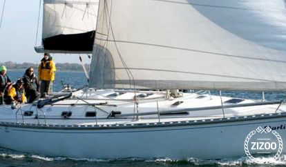 Sailboat Dufour 43 (1998)