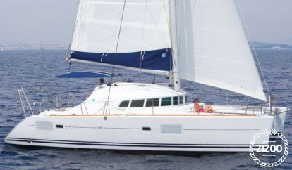 Catamarán Lagoon 410 S2 (2006)