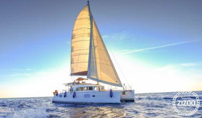 Catamarán Lagoon 500 (2008)