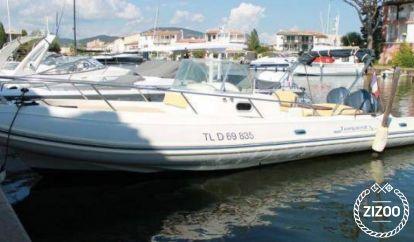 RIB Capelli Tempest 900 (2007)