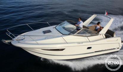 Motor boat Jeanneau Leader 8 (2015)