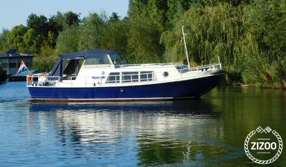 Barco a motor Doerak 850 AK (2000)