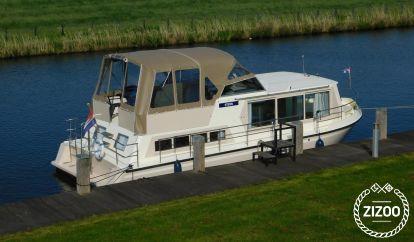 Barco a motor Safari Houseboat 1050 (2000)