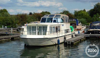 Barco a motor Safari Houseboat 1200 (2000)