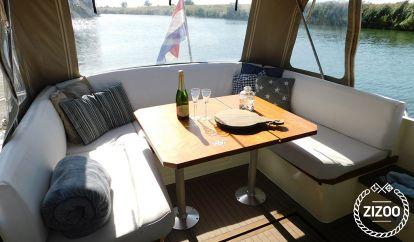 Motorboot Delos Cruiser 1100 (2000)