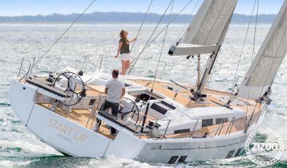 Segelboot Hanse 548 (2019)
