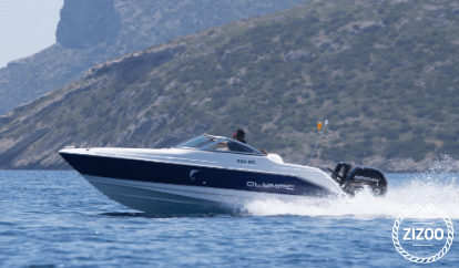 Speedboat Olympic 580 BR (2019)