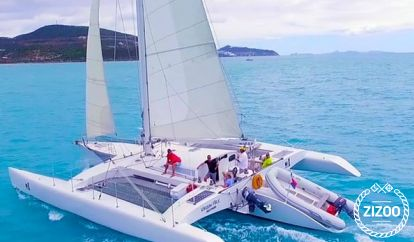 Catamaran Custom Build Trimaran (1996)