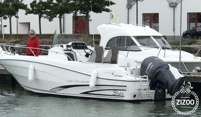 Speedboat Jeanneau Cap Camarat 7.5 CC (2015)