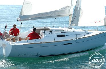 Sailboat Beneteau First 25.7 (2012)