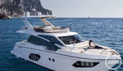 Motor boat Absolute 50 Fly (2020)