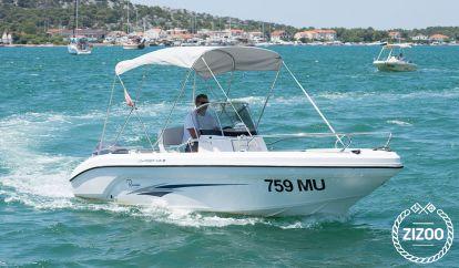 Sportboot Ranieri Voyager 19 (2011)