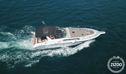 Motor boat Sea Ray 400 Express Cruiser (2009)