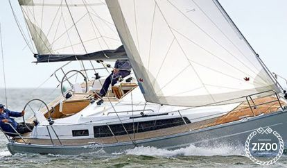 Segelboot Bavaria 34 (2018)