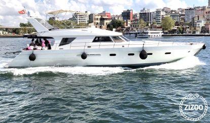 Motor boat Motoryacht Motoryacht (2011)