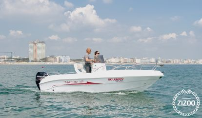 Speedboat Marine 19 Suite (2019)
