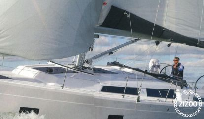 Segelboot Hanse 388 (2020)