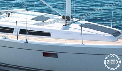 Segelboot Hanse 348 (2018)