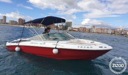 Speedboat Monterey 224 SS (2003)