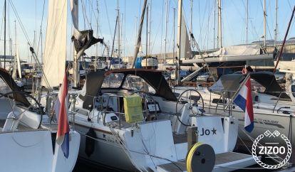 Segelboot Hanse 345 (2015)