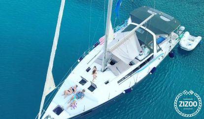 Sailboat Beneteau Oceanis 48 (2013)