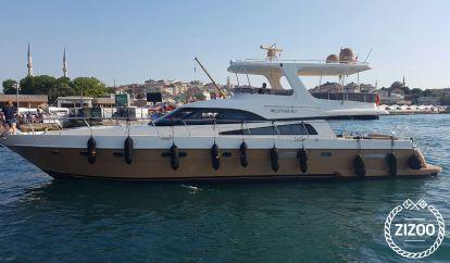Motor boat Custom Built (2015)
