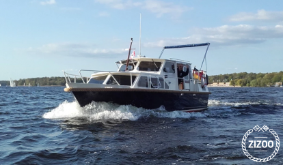 Motorboot Custom Built (1982)