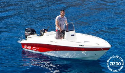 Motorboot Compass 150cc (2015)