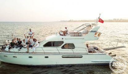 Motor boat Fairline 40 (2000)