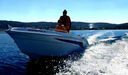 Speedboat Diaporos 45 (2017)