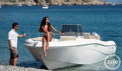 Speedboot Allegra 21 Open (2018)