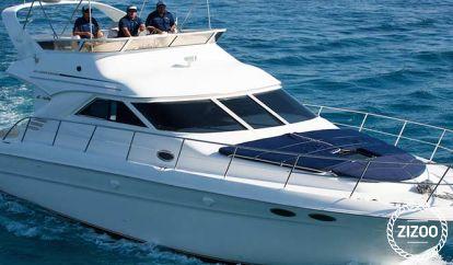 Motor boat Sea Ray 400 Sundancer (2010)