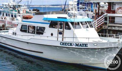 Motorboot Custom Built (1980)