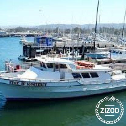 Motor boat Custom Built (1980)