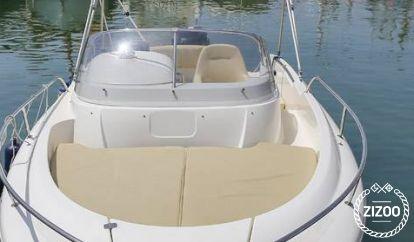 Speedboat Jeanneau Cap Camarat 715 WA (2010)