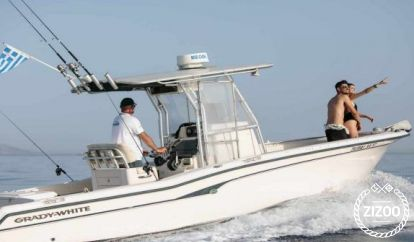 Speedboat Grady White 257 Advance (2009)