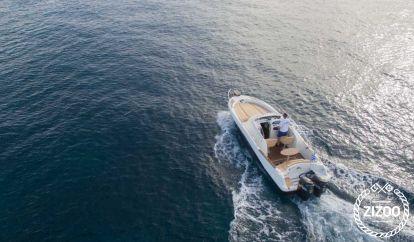 Motorboot Jeanneau Cap Camarat 7.5 WA (2009)