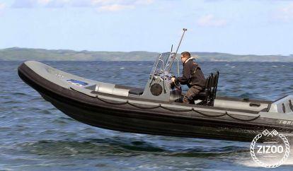 Motorboot Tornado 38 (2010)
