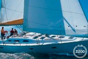 Sailboat Beneteau Cyclades 393 (2007)