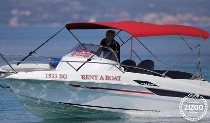 Lancha motora Beneteau Flyer 550 Sun Deck (2014)