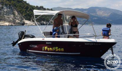 Sportboot Ranieri Poseidon Azzura 5m (2015)