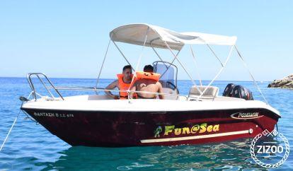 Speedboat Ranieri Poseidon Blue Water 4.80 (2015)