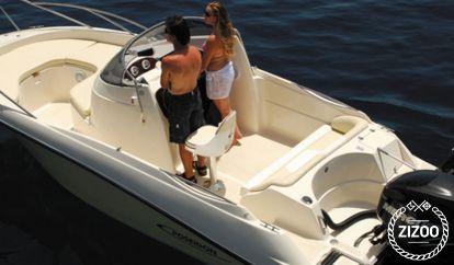 Sportboot Ranieri Poseidon Blue Water 6.40m (2016)