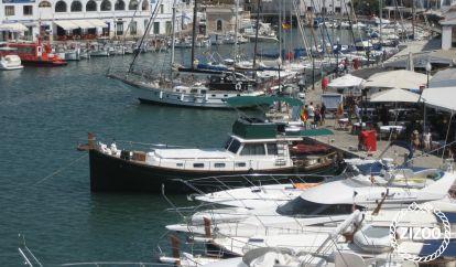 Motorboot Menorquin 150 (2020)