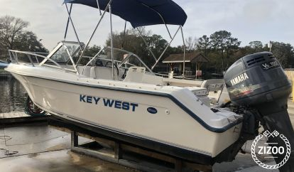 Speedboot Key West 2020 Dual Console (2020)